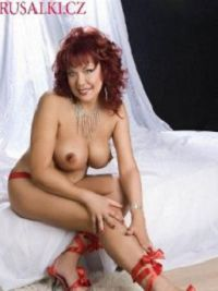 Escort Albertina in Hania